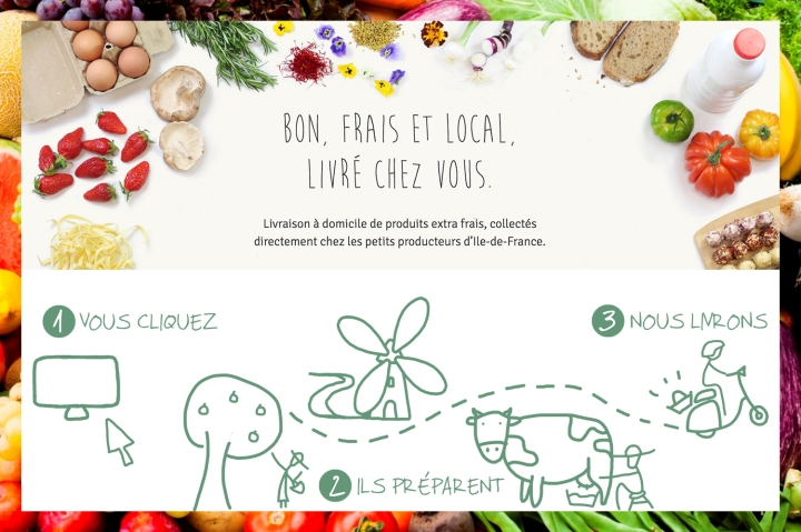 COMPTOIR LOCAL : MANGER FRANCILIEN