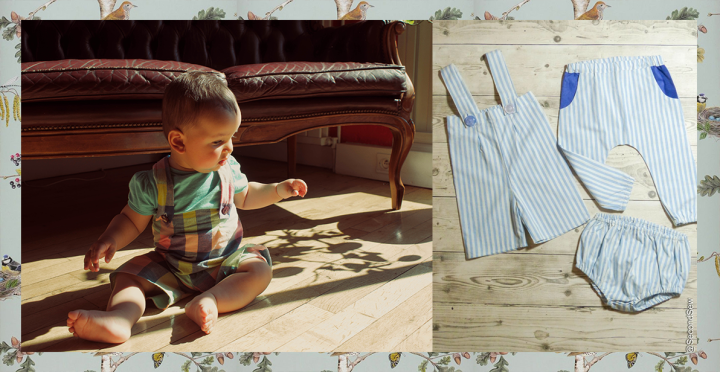 Second Sew : l'upcycling pourtout-petits